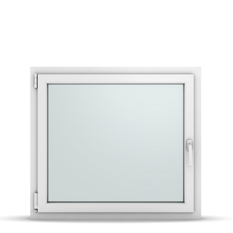 Wohnraumfenster 1-flg. Allegro Max Weiß 950x850 mm DIN Dreh-Kipp Links-36820