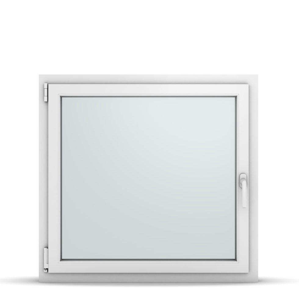 Wohnraumfenster 1-flg. Allegro Max Weiß 950x900 mm DIN Dreh-Kipp Links-36821