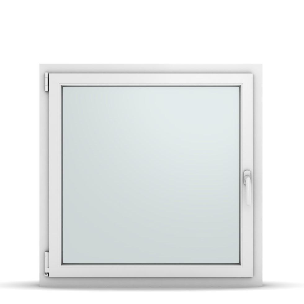 Wohnraumfenster 1-flg. Allegro Max Weiß 950x950 mm DIN Dreh-Kipp Links-36822