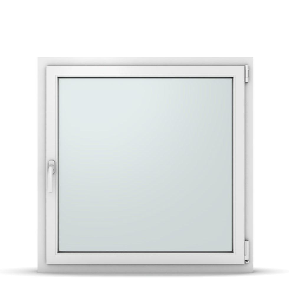 Wohnraumfenster 1-flg. Allegro Max Weiß 1000x1000 mm DIN Dreh-Kipp Rechts-37221