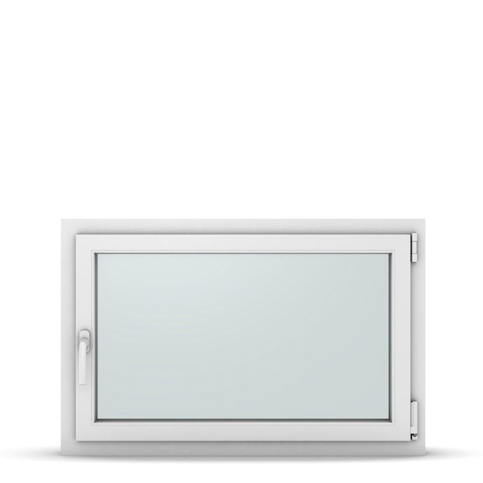 Wohnraumfenster 1-flg. Allegro Max Weiß 1000x650 mm DIN Dreh-Kipp Rechts-37214