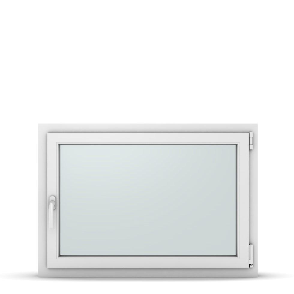 Wohnraumfenster 1-flg. Allegro Max Weiß 1000x700 mm DIN Dreh-Kipp Rechts-37215