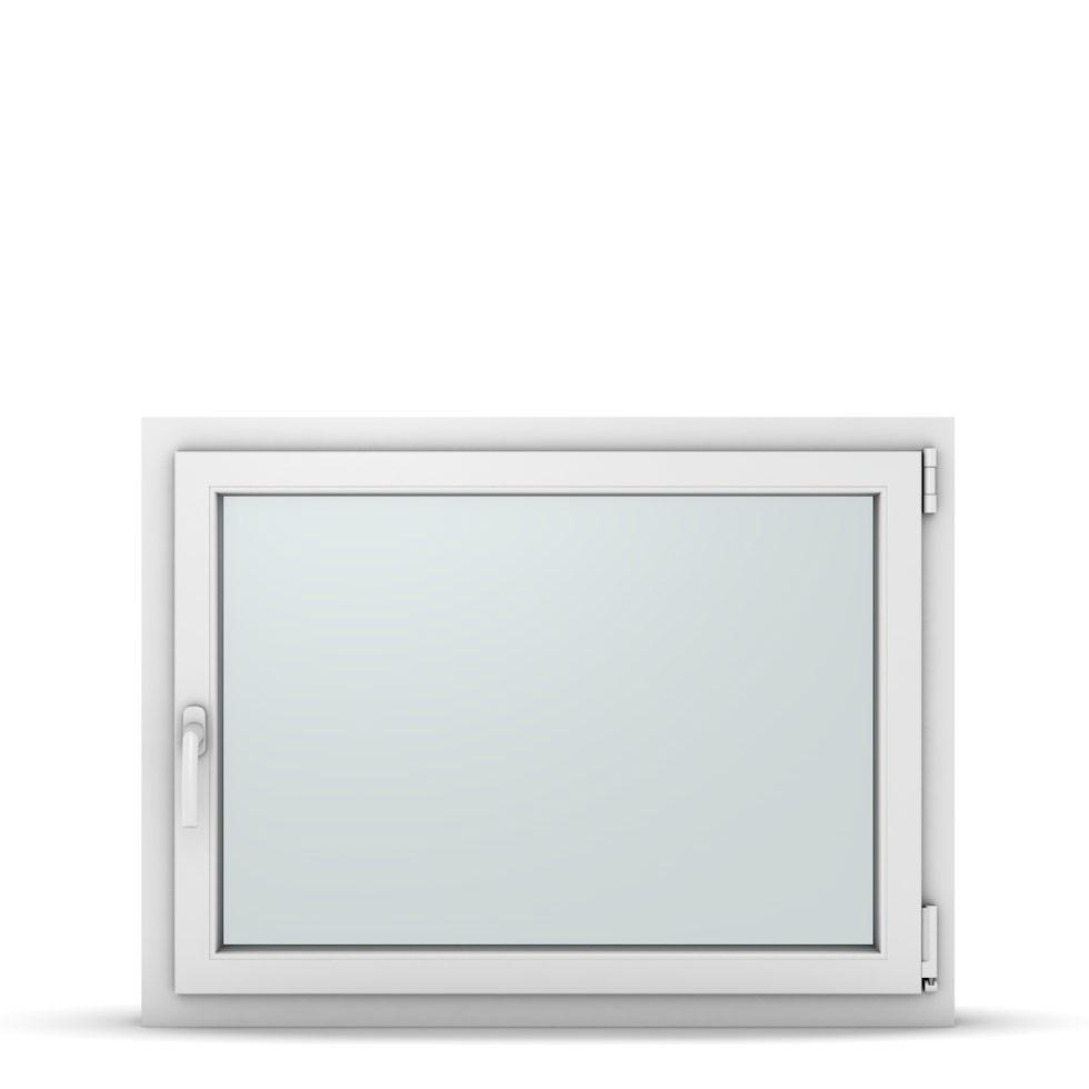 Wohnraumfenster 1-flg. Allegro Max Weiß 1000x750 mm DIN Dreh-Kipp Rechts-37216