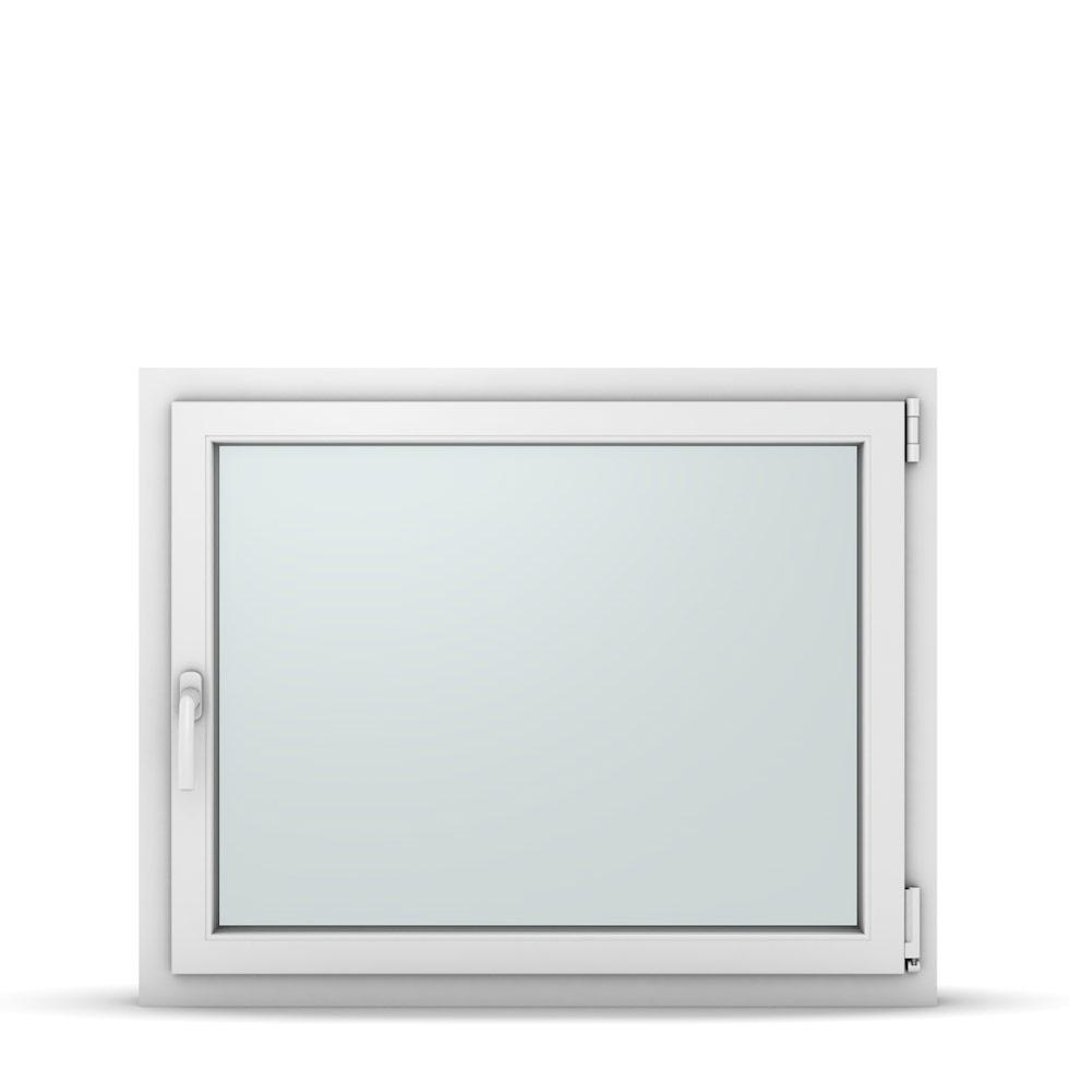 Wohnraumfenster 1-flg. Allegro Max Weiß 1000x800 mm DIN Dreh-Kipp Rechts-37217