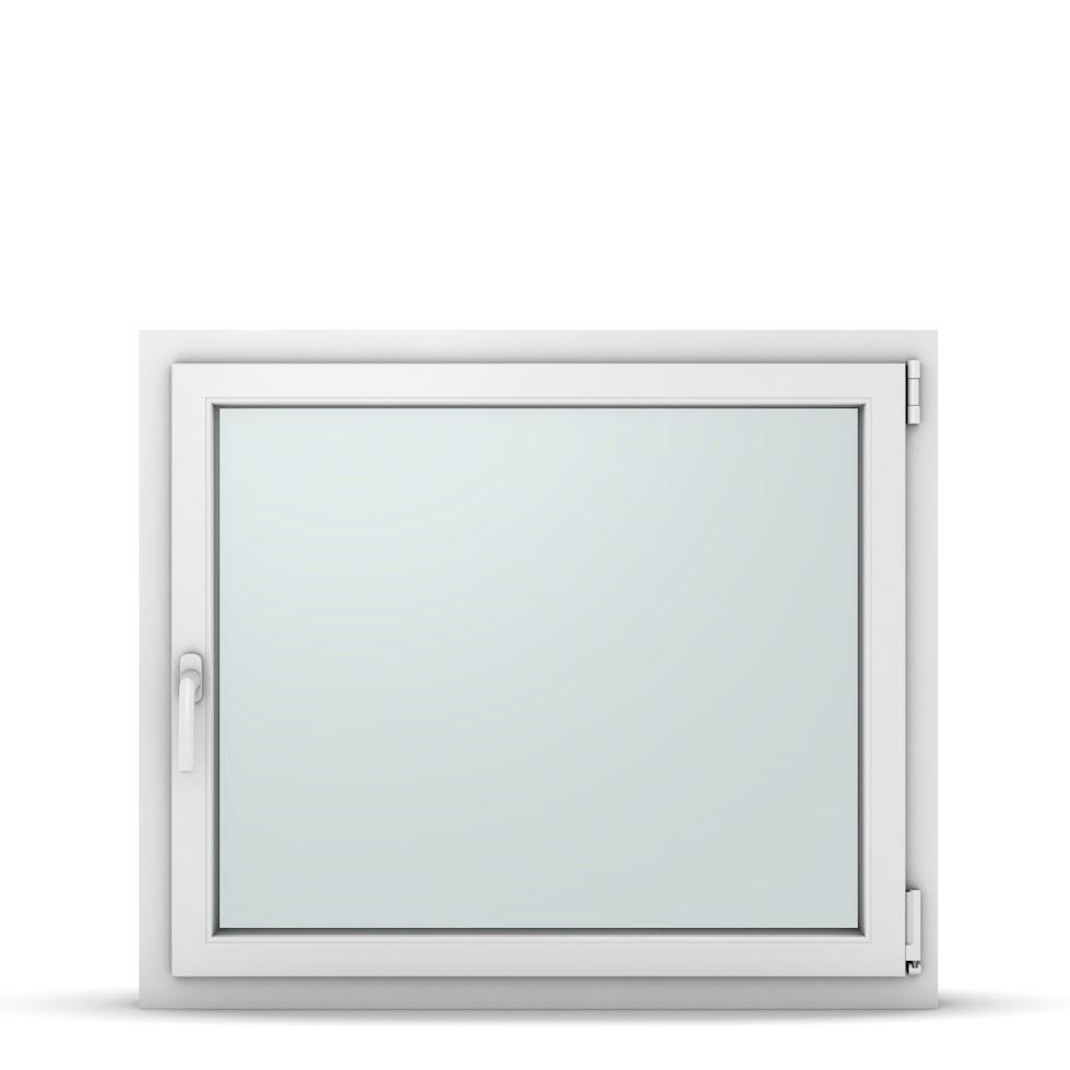 Wohnraumfenster 1-flg. Allegro Max Weiß 1000x850 mm DIN Dreh-Kipp Rechts-37218