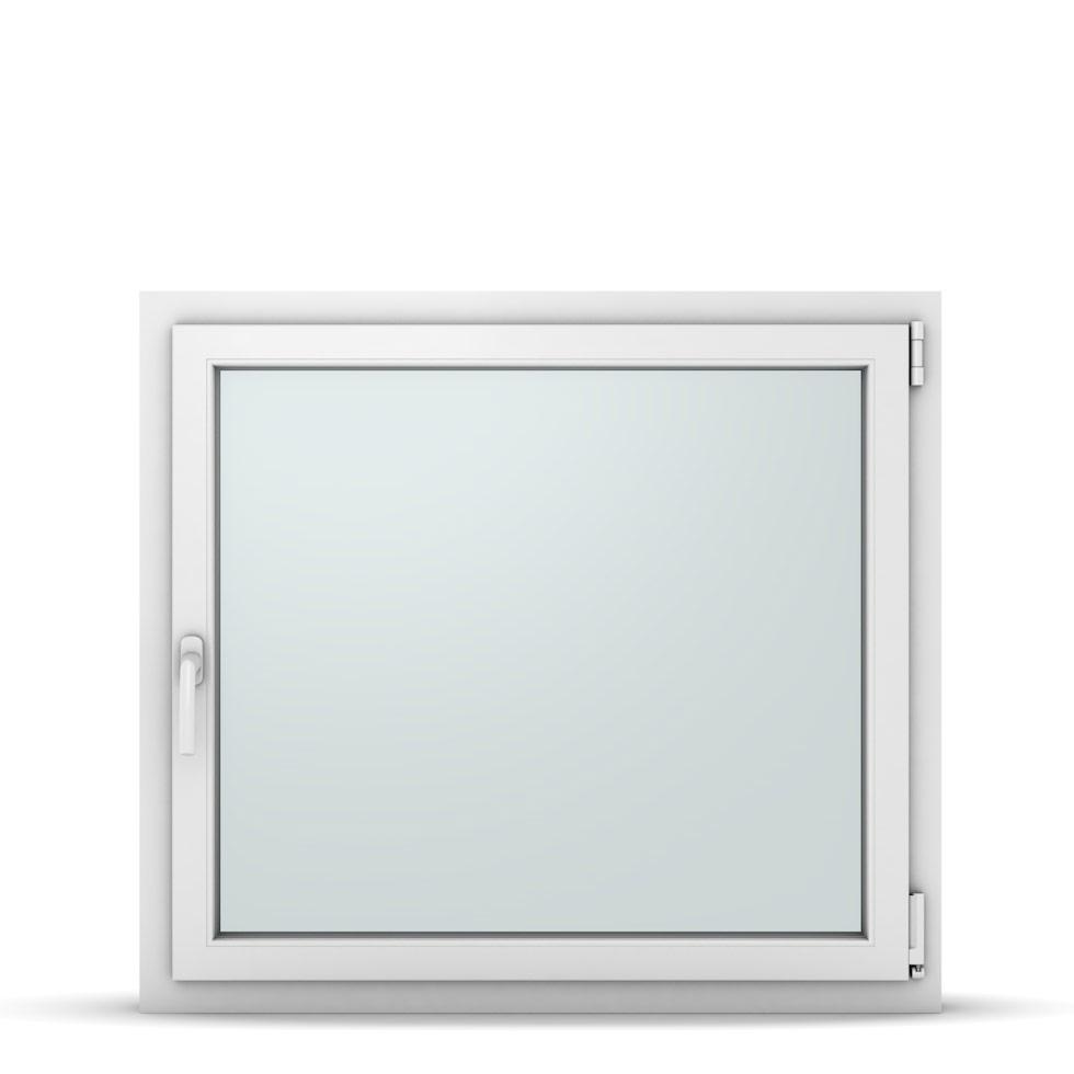Wohnraumfenster 1-flg. Allegro Max Weiß 1000x900 mm DIN Dreh-Kipp Rechts-37219
