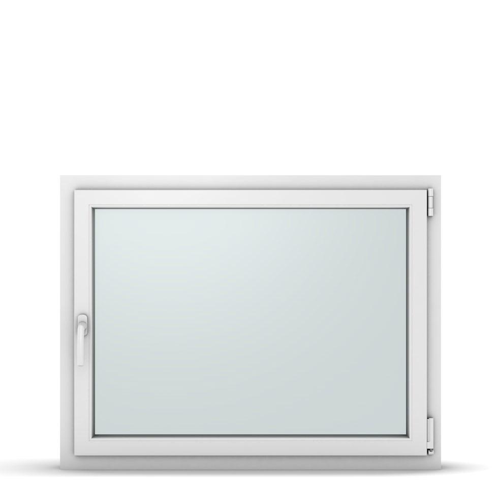 Wohnraumfenster 1-flg. Allegro Max Weiß 1100x850 mm DIN Dreh-Kipp Rechts-37268