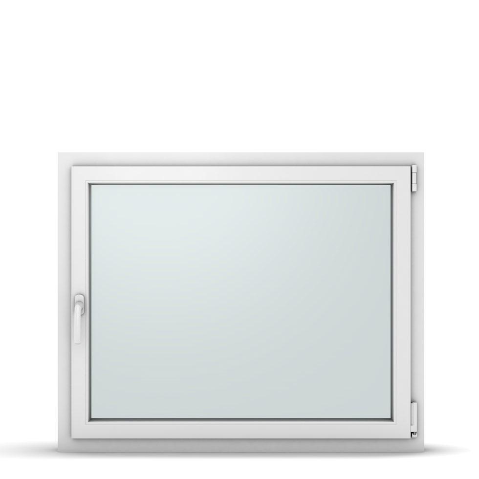 Wohnraumfenster 1-flg. Allegro Max Weiß 1100x900 mm DIN Dreh-Kipp Rechts-37269