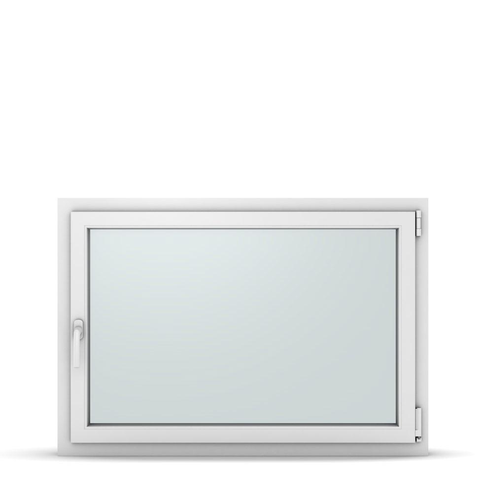 Wohnraumfenster 1-flg. Allegro Max Weiß 1150x800 mm DIN Dreh-Kipp Rechts-37292