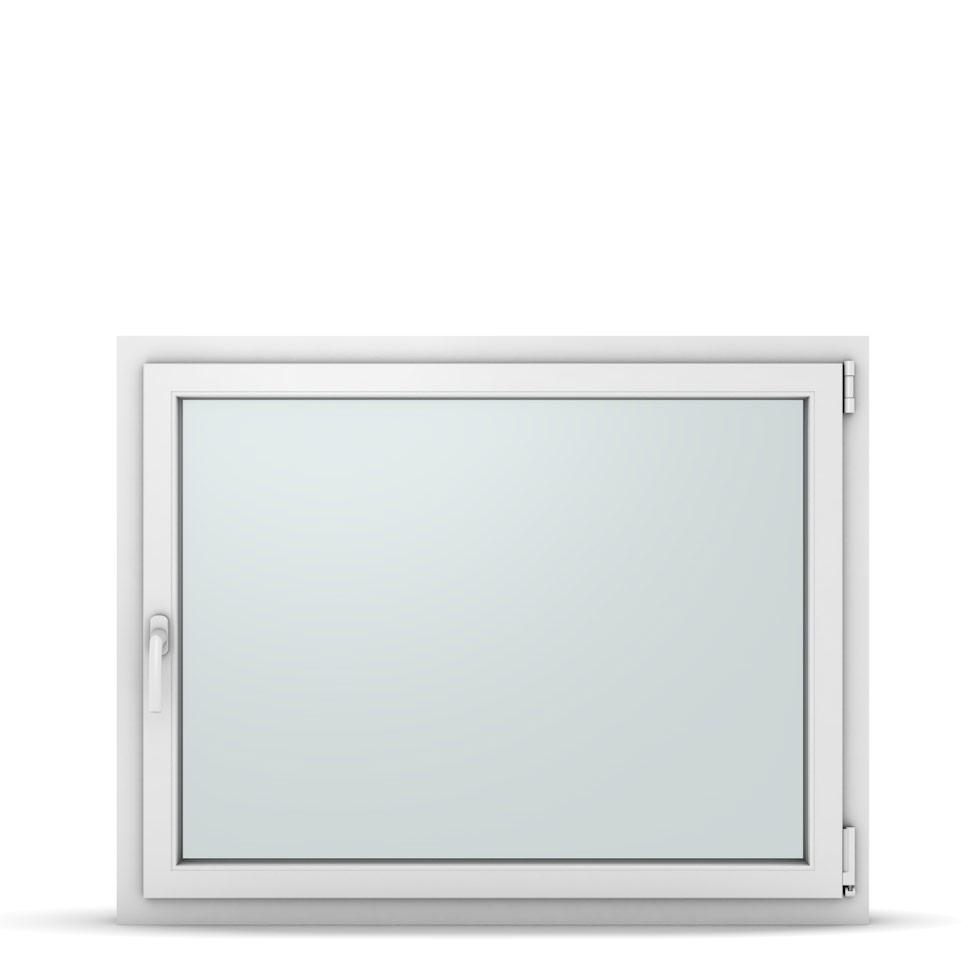 Wohnraumfenster 1-flg. Allegro Max Weiß 1150x900 mm DIN Dreh-Kipp Rechts-37294
