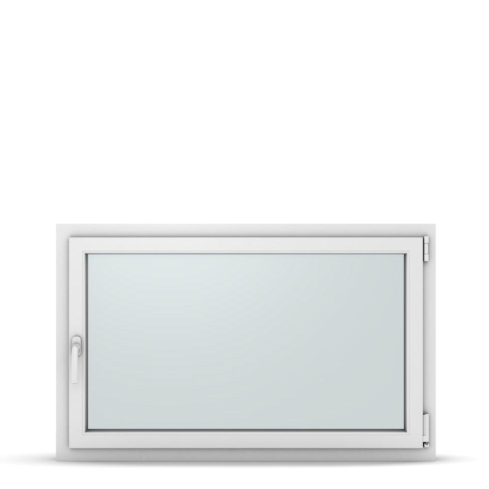 Wohnraumfenster 1-flg. Allegro Max Weiß 1200x750 mm DIN Dreh-Kipp Rechts-37316