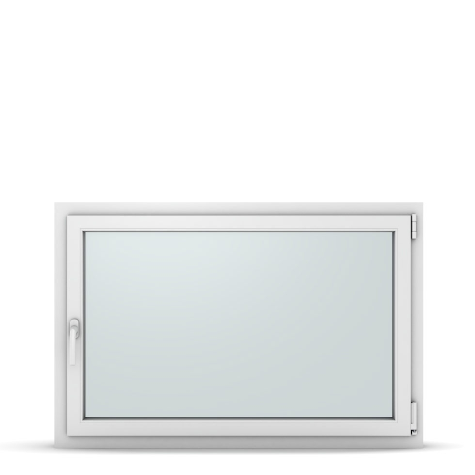 Wohnraumfenster 1-flg. Allegro Max Weiß 1200x800 mm DIN Dreh-Kipp Rechts-37317