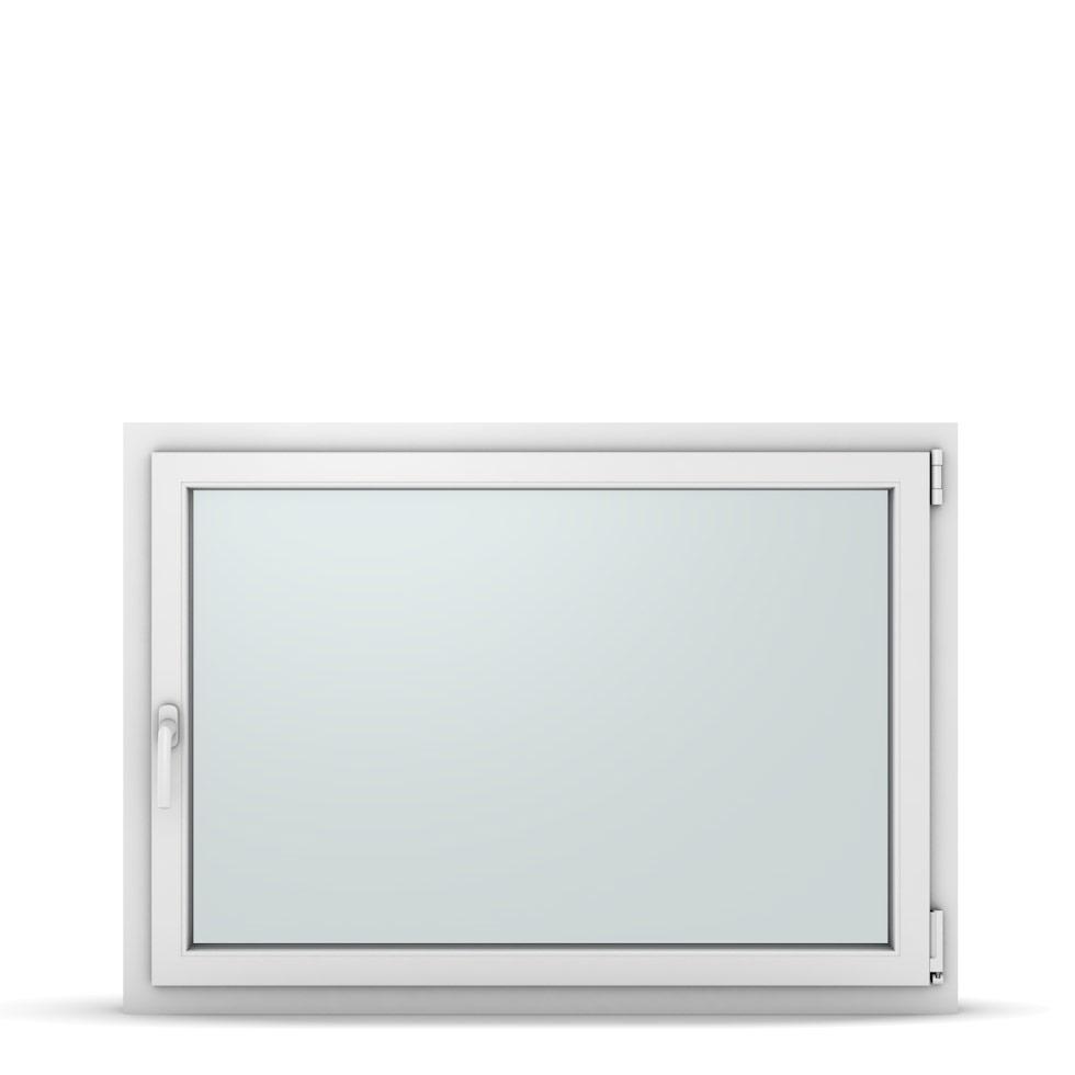 Wohnraumfenster 1-flg. Allegro Max Weiß 1200x850 mm DIN Dreh-Kipp Rechts-37318