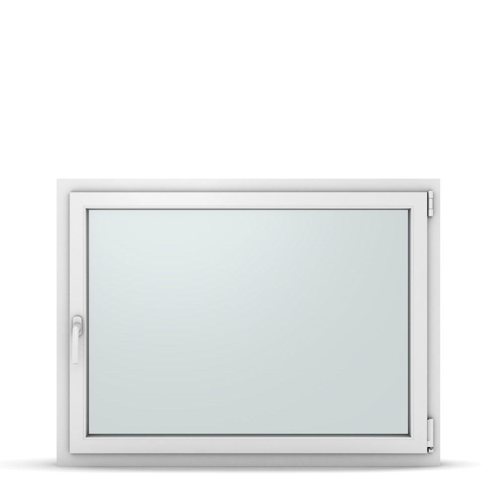 Wohnraumfenster 1-flg. Allegro Max Weiß 1200x900 mm DIN Dreh-Kipp Rechts-37319
