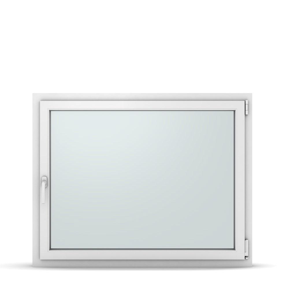 Wohnraumfenster 1-flg. Allegro Max Weiß 1200x950 mm DIN Dreh-Kipp Rechts-37320
