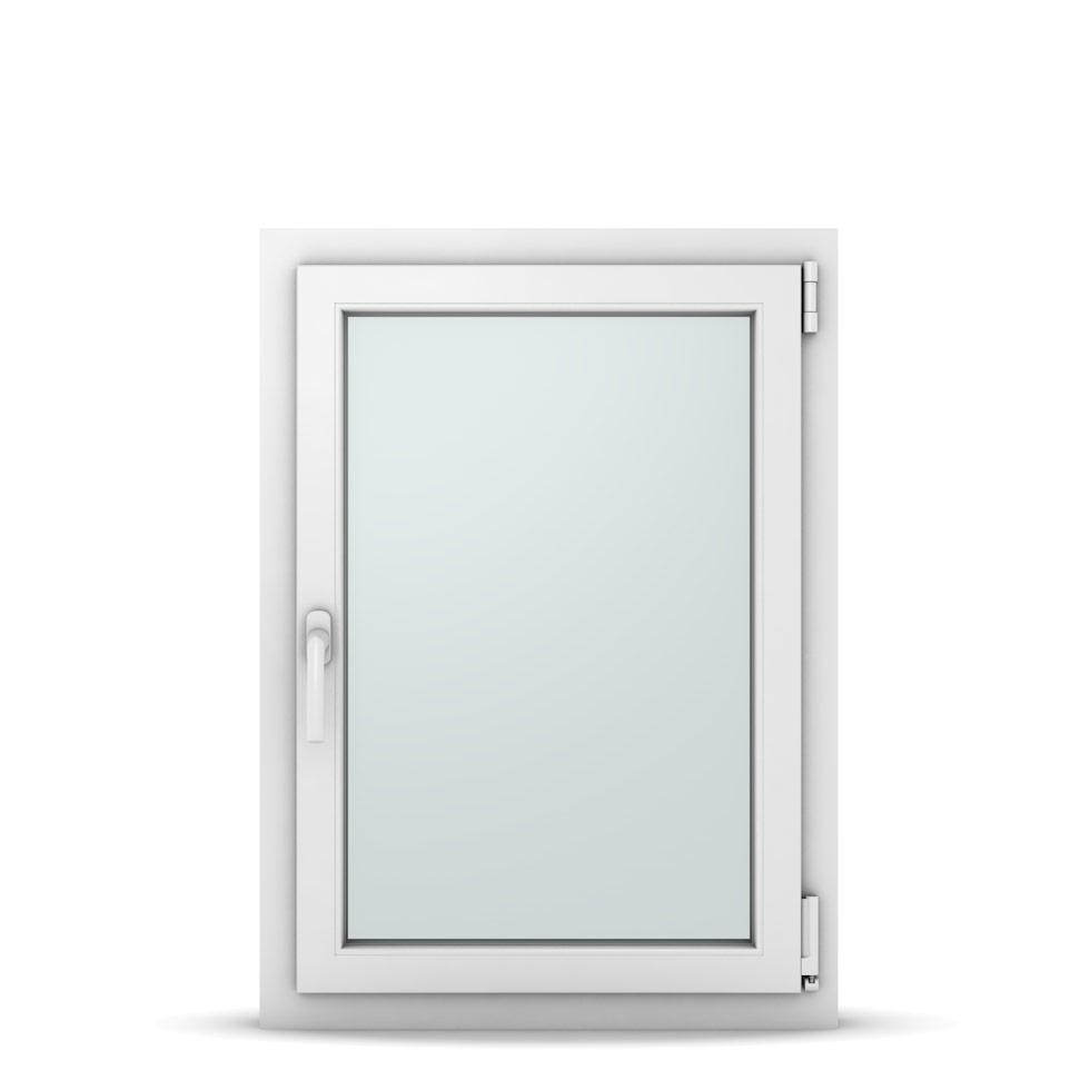 Wohnraumfenster 1-flg. Allegro Max Weiß 650x900 mm DIN Dreh-Kipp Rechts-37045