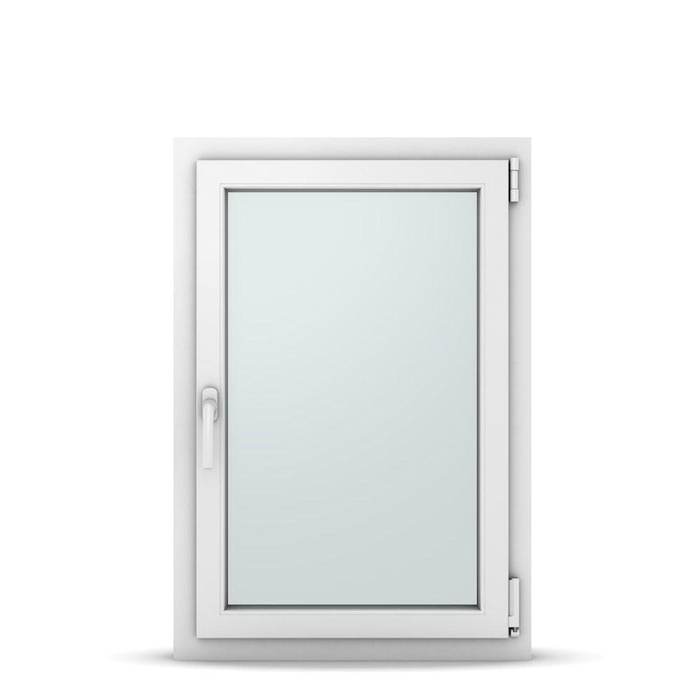 Wohnraumfenster 1-flg. Allegro Max Weiß 650x950 mm DIN Dreh-Kipp Rechts-37046