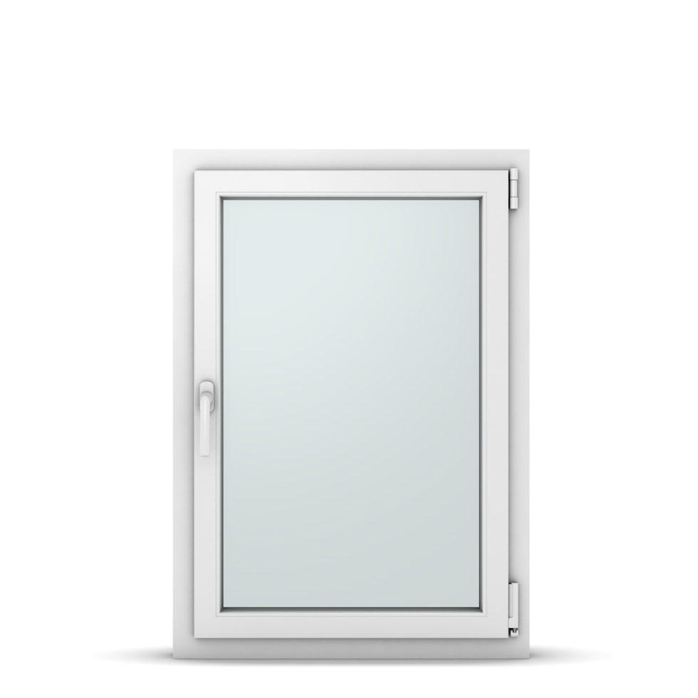Wohnraumfenster 1-flg. Allegro Max Weiß 700x1000 mm DIN Dreh-Kipp Rechts-37072