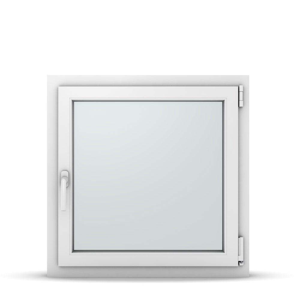 Wohnraumfenster 1-flg. Allegro Max Weiß 750x750 mm DIN Dreh-Kipp Rechts-37092
