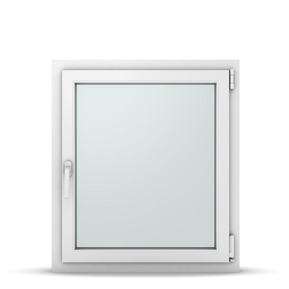 Wohnraumfenster 1-flg. Allegro Max Weiß 750x850 mm DIN Dreh-Kipp Rechts-37094