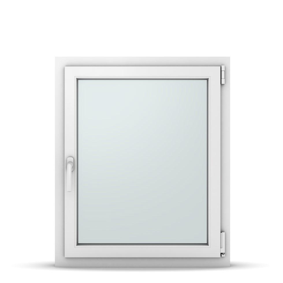 Wohnraumfenster 1-flg. Allegro Max Weiß 750x900 mm DIN Dreh-Kipp Rechts-37095