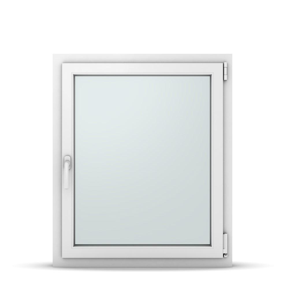 Wohnraumfenster 1-flg. Allegro Max Weiß 800x950 mm DIN Dreh-Kipp Rechts-37121