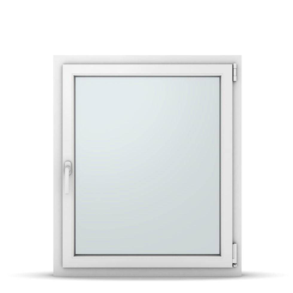Wohnraumfenster 1-flg. Allegro Max Weiß 850x1000 mm DIN Dreh-Kipp Rechts-37147