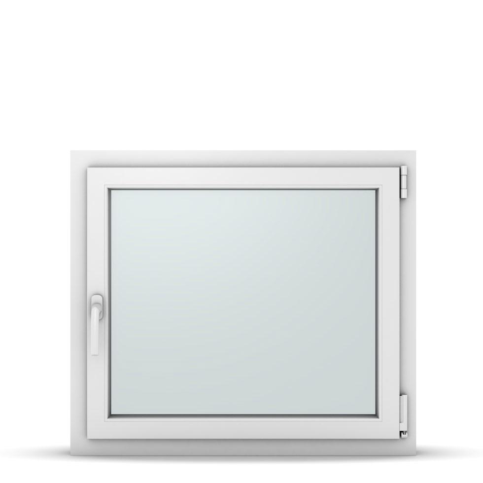Wohnraumfenster 1-flg. Allegro Max Weiß 850x750 mm DIN Dreh-Kipp Rechts-37142