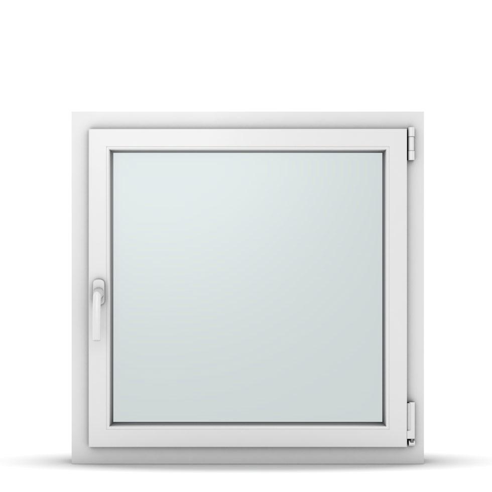 Wohnraumfenster 1-flg. Allegro Max Weiß 850x850 mm DIN Dreh-Kipp Rechts-37144