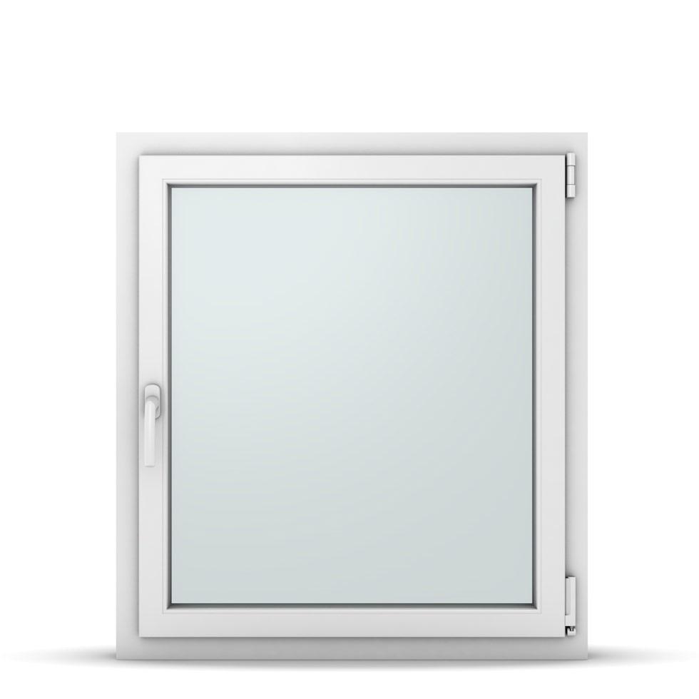 Wohnraumfenster 1-flg. Allegro Max Weiß 850x950 mm DIN Dreh-Kipp Rechts-37146