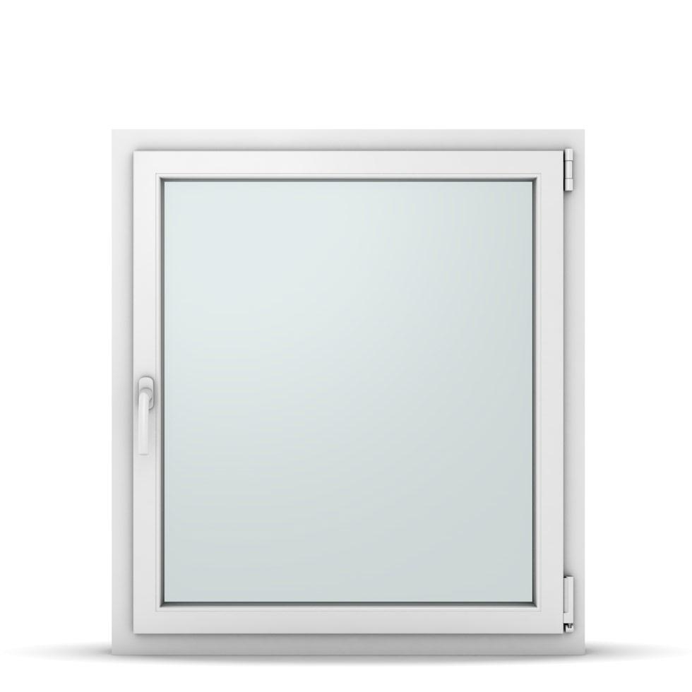Wohnraumfenster 1-flg. Allegro Max Weiß 900x1000 mm DIN Dreh-Kipp Rechts-37172