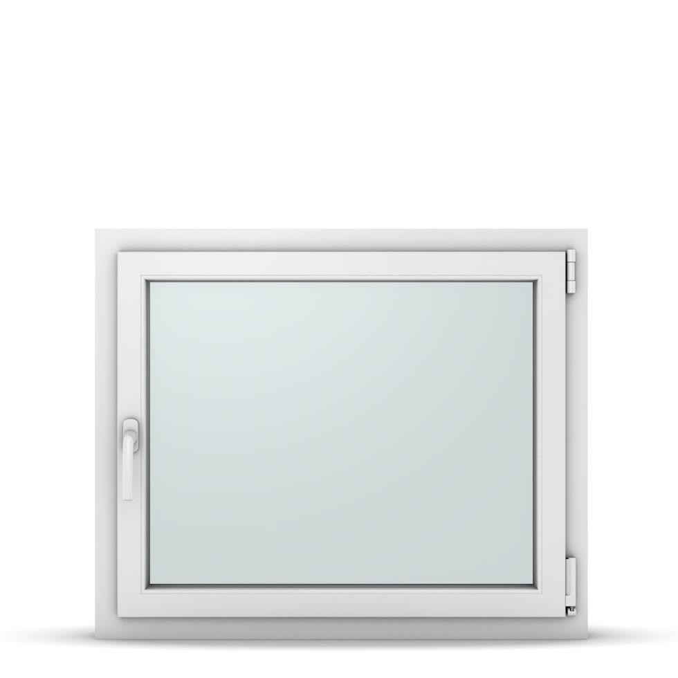 Wohnraumfenster 1-flg. Allegro Max Weiß 900x750 mm DIN Dreh-Kipp Rechts-37167
