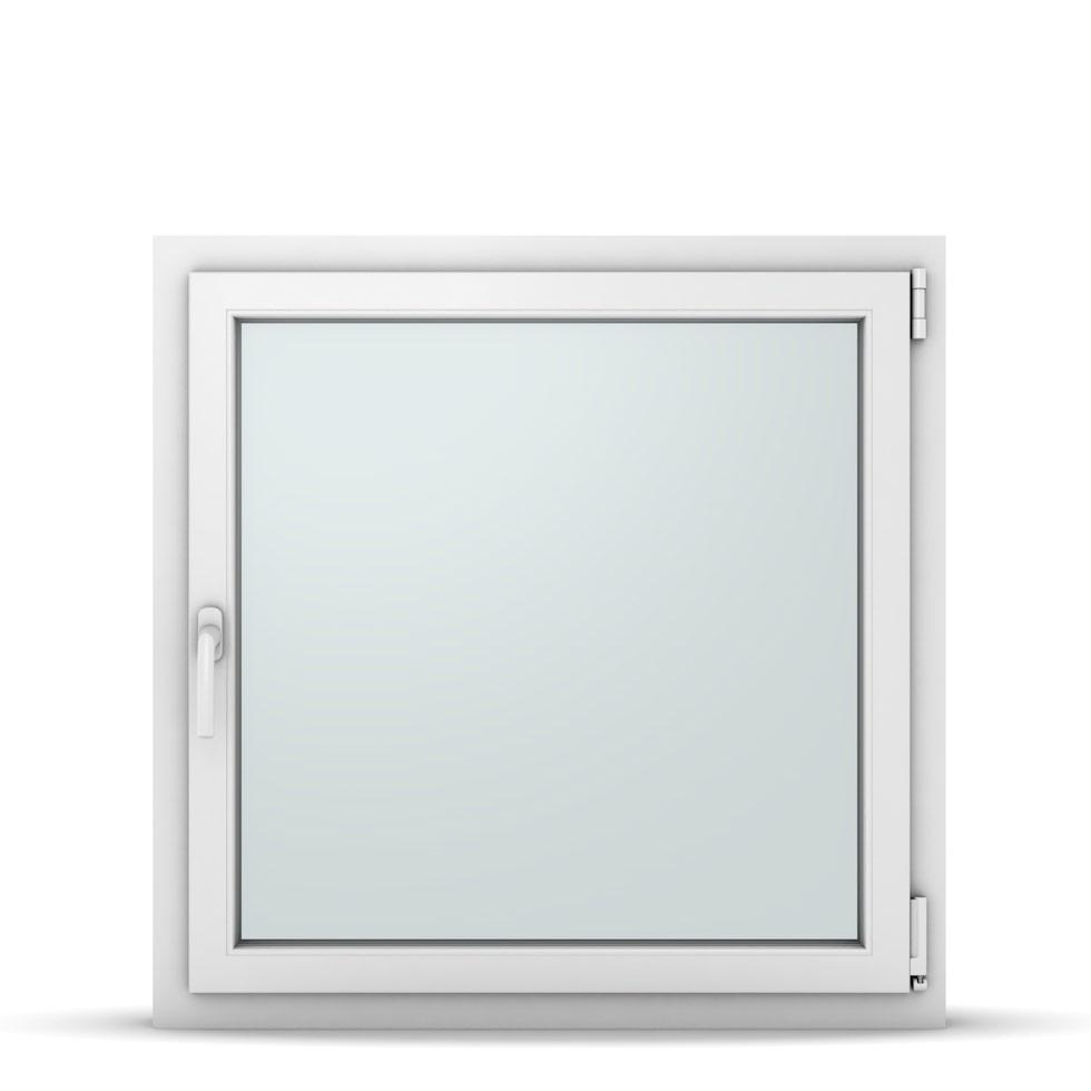 Wohnraumfenster 1-flg. Allegro Max Weiß 900x900 mm DIN Dreh-Kipp Rechts-37170
