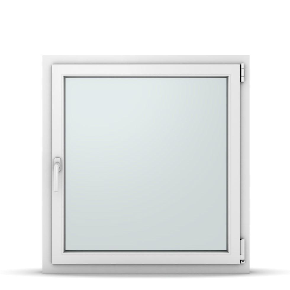 Wohnraumfenster 1-flg. Allegro Max Weiß 900x950 mm DIN Dreh-Kipp Rechts-37171