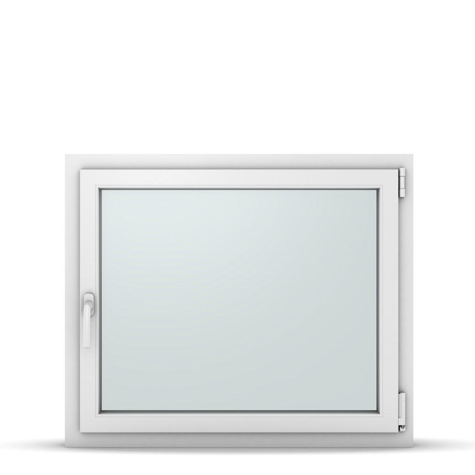 Wohnraumfenster 1-flg. Allegro Max Weiß 950x800 mm DIN Dreh-Kipp Rechts-37193