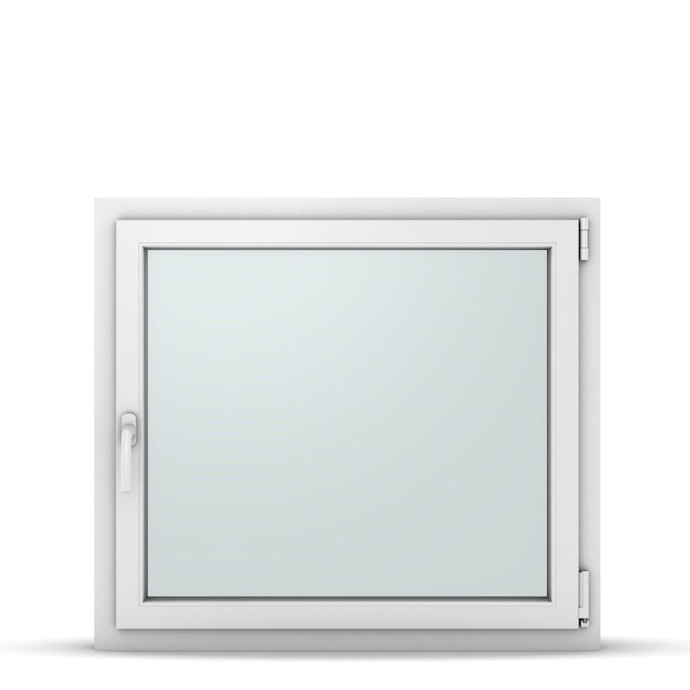 Wohnraumfenster 1-flg. Allegro Max Weiß 950x850 mm DIN Dreh-Kipp Rechts-37194