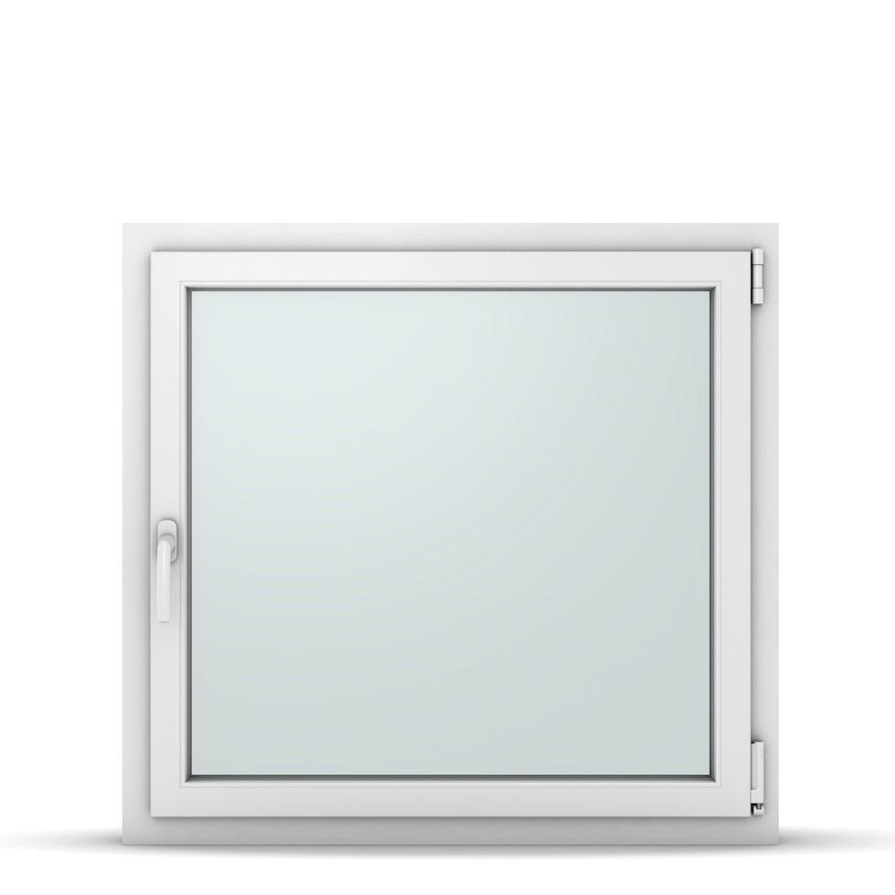 Wohnraumfenster 1-flg. Allegro Max Weiß 950x900 mm DIN Dreh-Kipp Rechts-37195